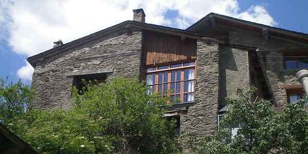 Andorra country house