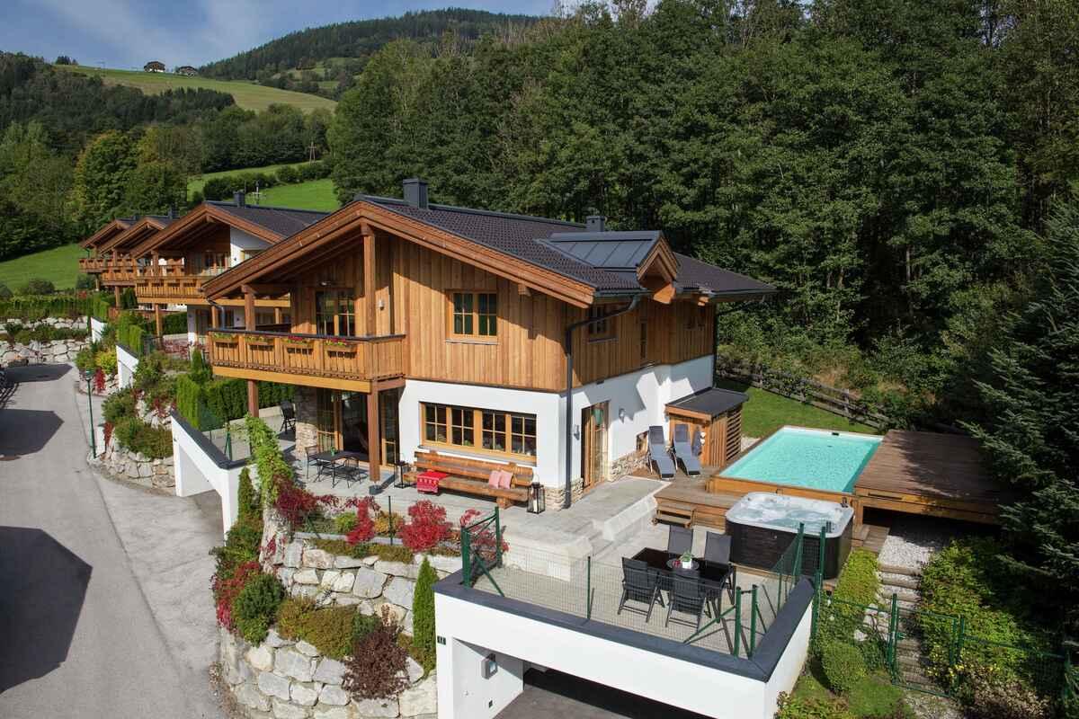 landhaus in piesendorf sterreich. Black Bedroom Furniture Sets. Home Design Ideas
