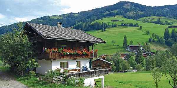 Holiday home in Alpbach