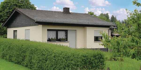 Holiday home in Großlangenfeld