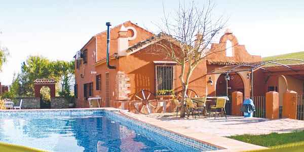 Holiday home in Prado del Rey
