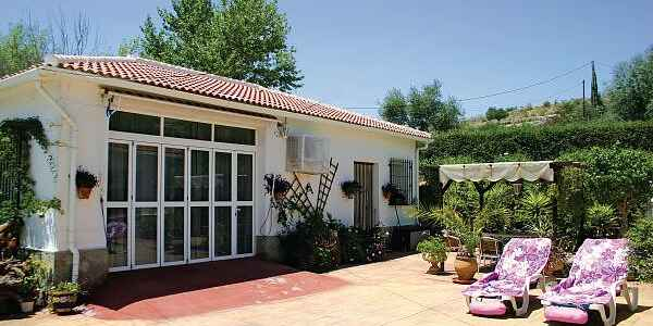 Holiday home in Alcaucín