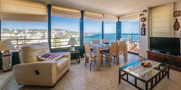 Apartment in Castell-Platja d