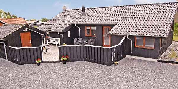 Holiday home in Bjert