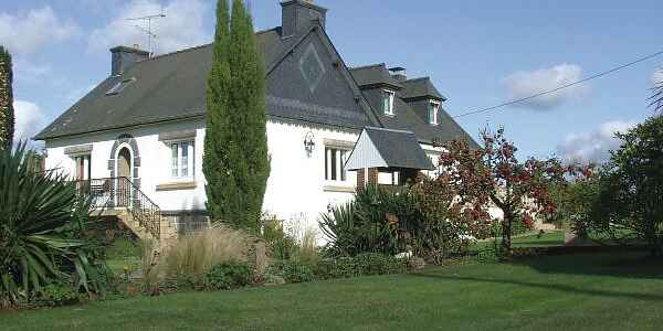 Holiday home in Bégard