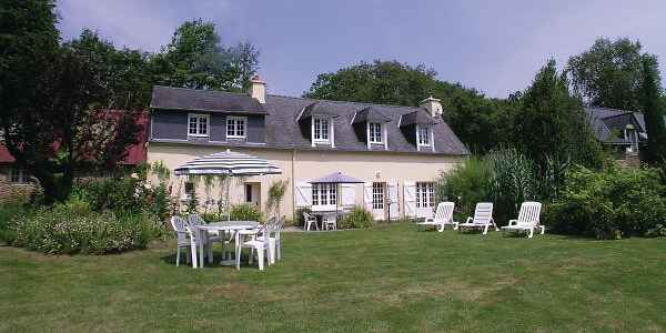 Holiday home in Pont-Aven