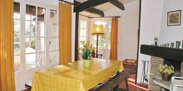 Holiday home in Saint-Cyr-sur-Mer