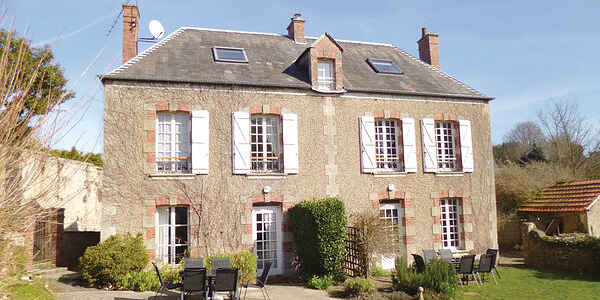 Holiday home in Port-en-Bessin-Huppain