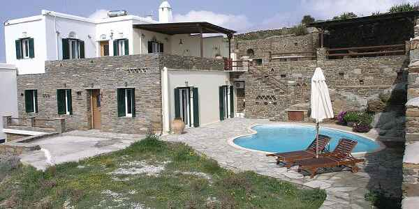 Holiday home in Tinos