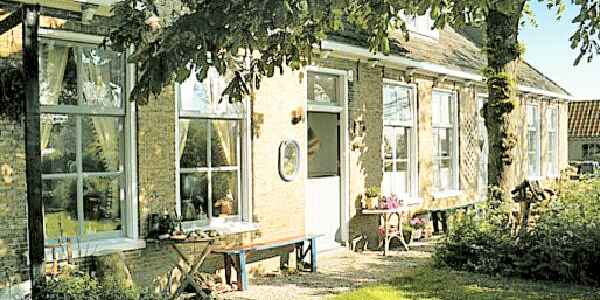Holiday home in Hitzum