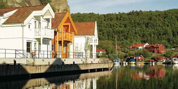 Holiday home in Farsund
