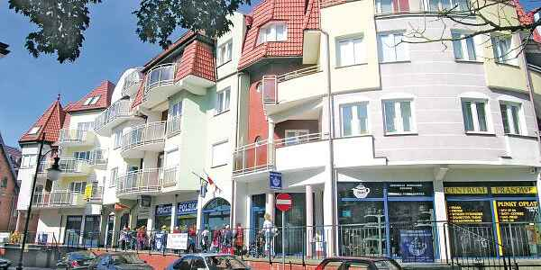 Apartment in Kolobrzeg