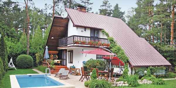 Holiday home in Szczedrzyk