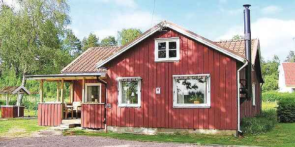 Holiday home in Borås Ö