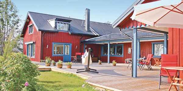 Holiday home in Nordmaling
