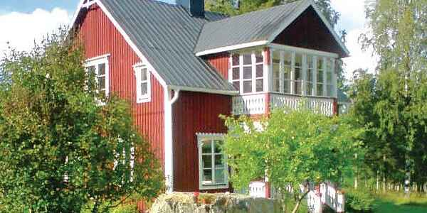 Holiday home in Åsele N