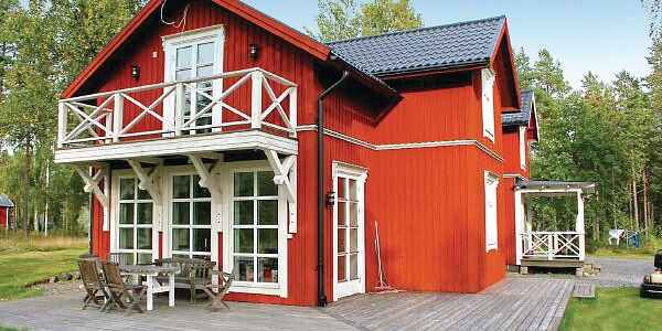 Holiday home in Nordmaling S