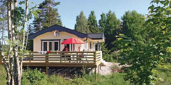 Holiday home in Munkedal Ö