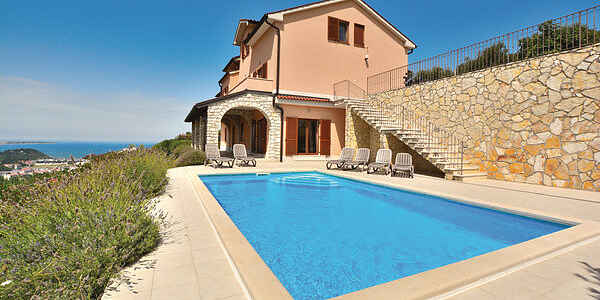 Holiday home in Lucija