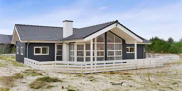 Holiday home in Bjerregård