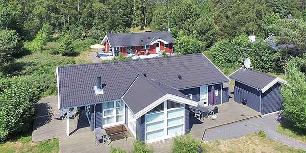 Holiday home in Sømarken