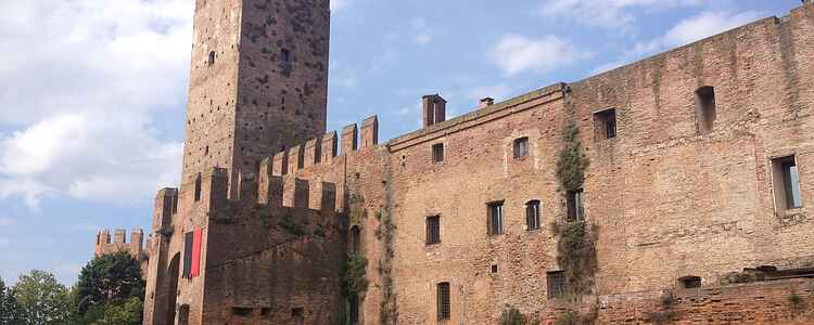 The Walled City of Montagnana