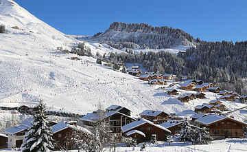 Sne og ski