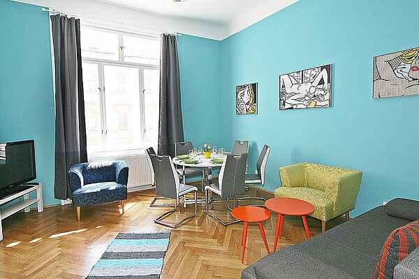 Apartment in Reinprechtsdorf