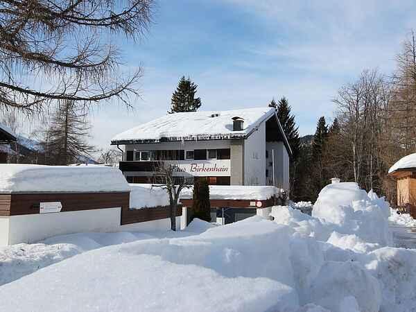Ferielejlighed i Seefeld in Tirol