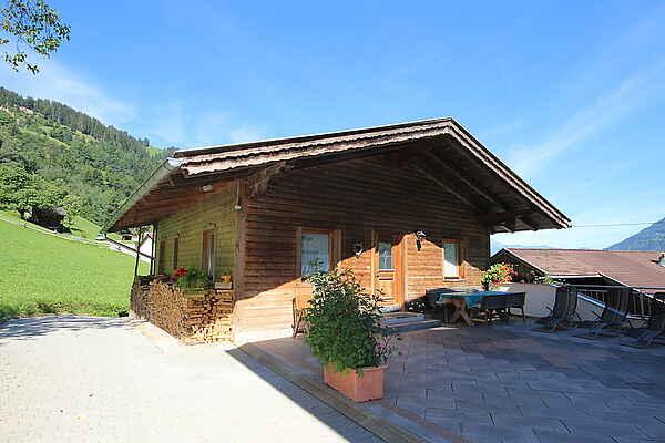Villa in Gemeinde Aschau im Zillertal
