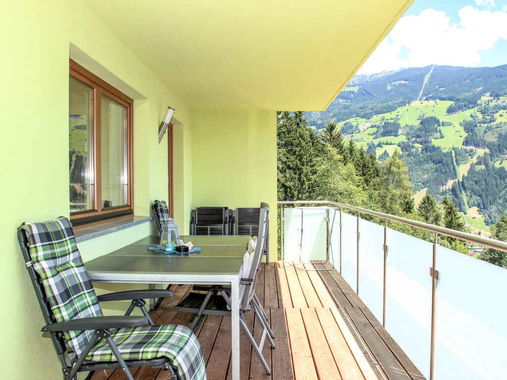 Apartment in Zell im Zimmertal
