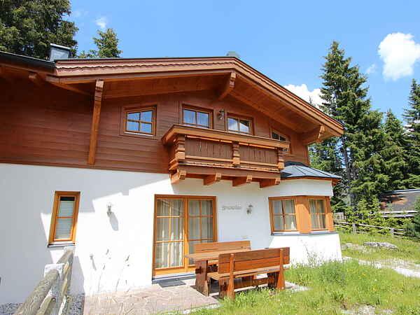 Villa i Wald im Pinzgau