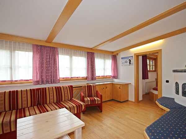Apartment in Sankt Leonhard im Pitztal