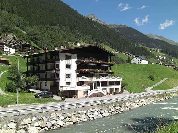 Apartment in Gemeinde Kappl