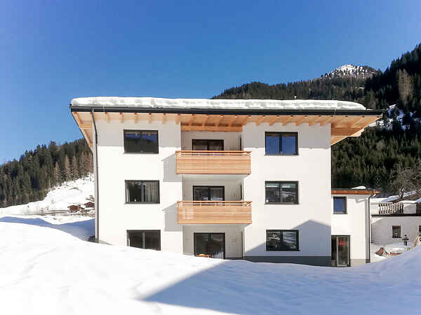 Apartment in See