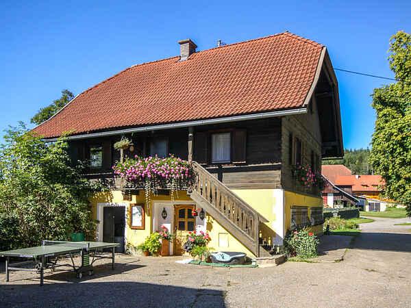 Ferielejlighed i Zabersdorf
