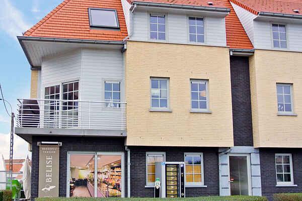 Apartment in De Haan