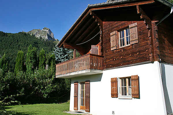 Villa in Moléson-Village
