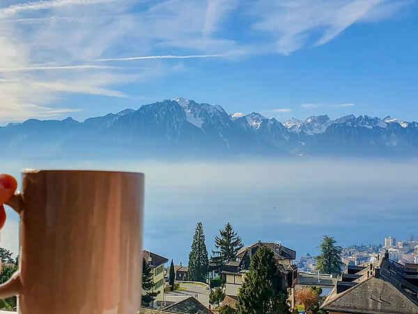 Ferielejlighed i Montreux