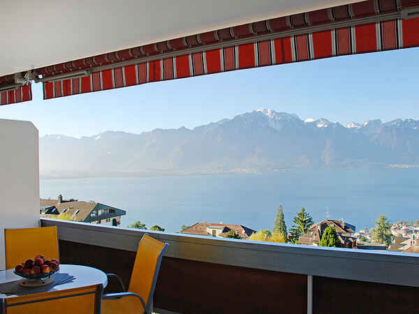 Apartment in Montreux