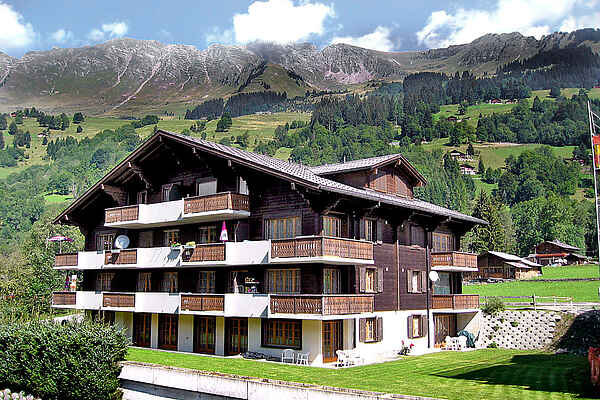 Appartement in Les Diablerets