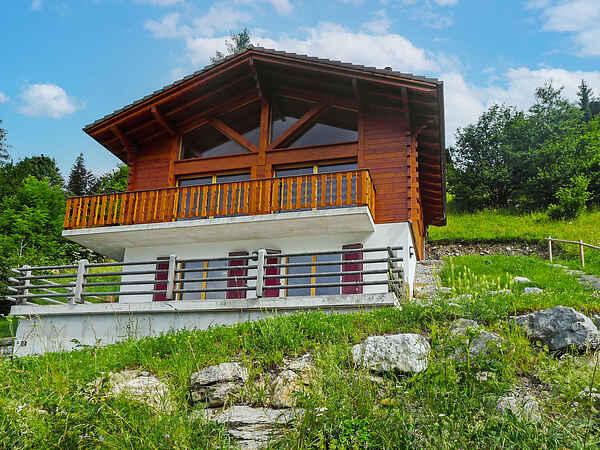 Villa i Les Posses-sur-Bex