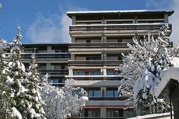 Appartement in Huémoz