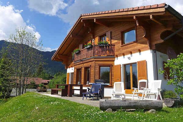 Villa i Huémoz