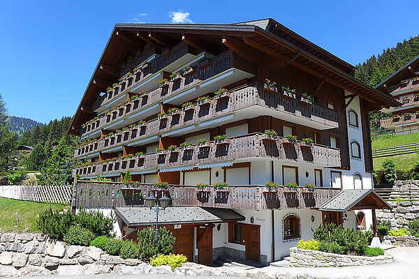 Appartement in Villars-sur-Ollon
