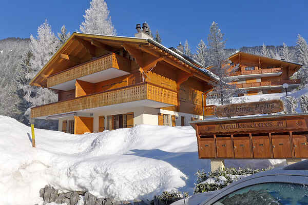 Appartement à Villars-sur-Ollon