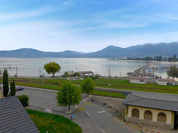 Apartment in Port-Valais