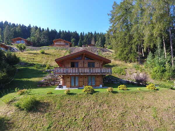 Villa en Chamoson
