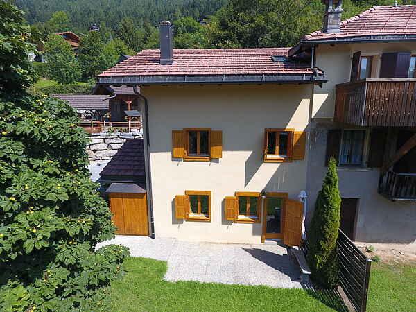 Villa i Ovronnaz