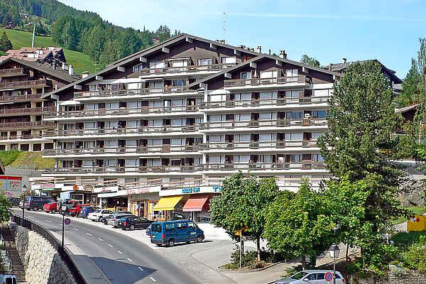 Apartment in Siviez
